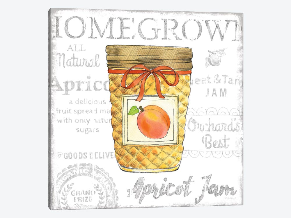Canning Kitchen IV by Beth Grove 1-piece Canvas Print
