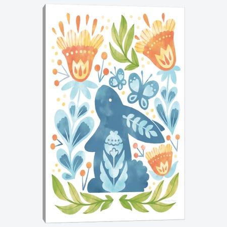 Spring Fling I Canvas Print #WAC7191} by Cleonique Hilsaca Canvas Print
