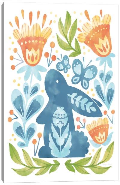 Spring Fling I Canvas Art Print