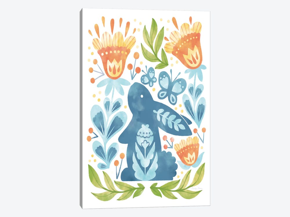 Spring Fling I by Cleonique Hilsaca 1-piece Art Print