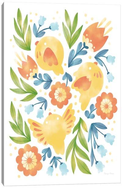 Spring Fling II Canvas Art Print