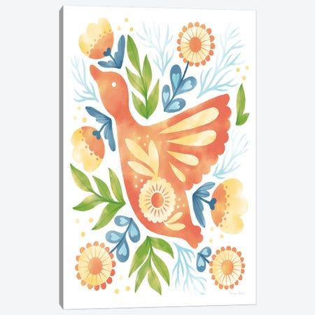 Spring Fling III Canvas Print #WAC7193} by Cleonique Hilsaca Canvas Art Print