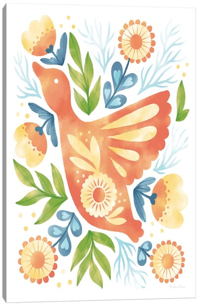 Spring Fling III Canvas Art Print
