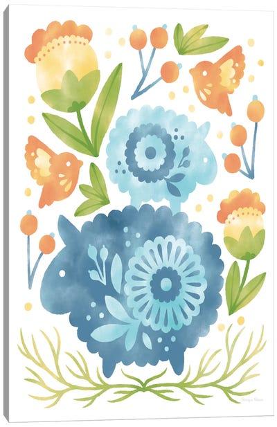 Spring Fling IV Canvas Art Print
