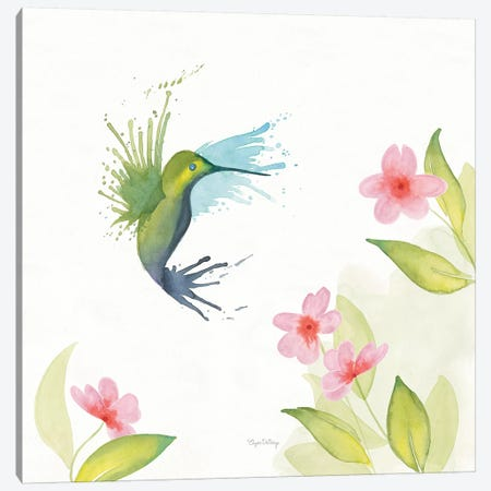 Flit I Canvas Print #WAC7219} by Elyse DeNeige Canvas Wall Art