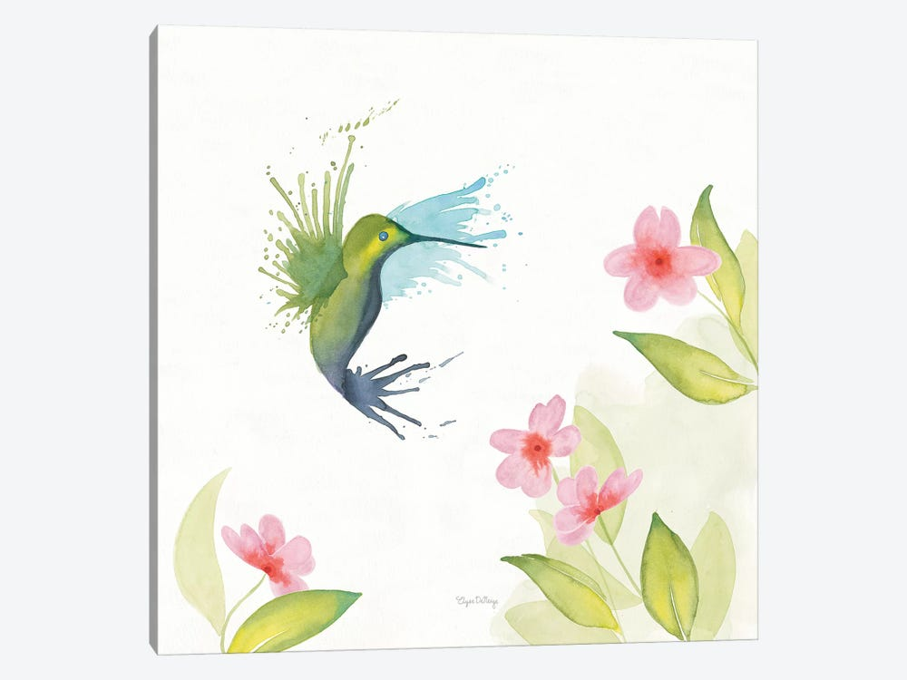 Flit I by Elyse DeNeige 1-piece Canvas Art Print