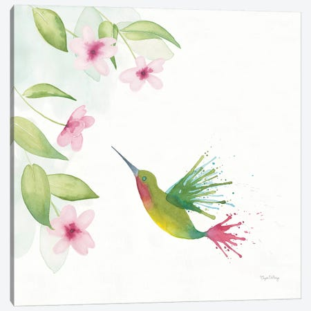 Flit II Canvas Print #WAC7220} by Elyse DeNeige Canvas Art Print