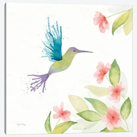 Flit III Canvas Print #WAC7221} by Elyse DeNeige Canvas Art Print