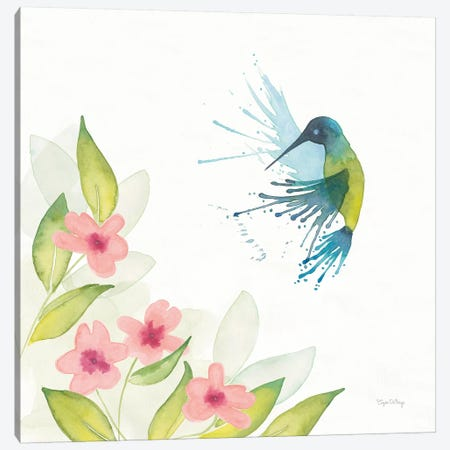 Flit IV Canvas Print #WAC7222} by Elyse DeNeige Canvas Art Print