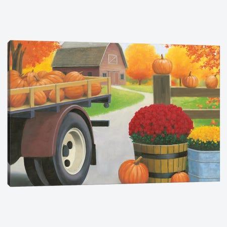 Autumn Affinity I Canvas Print #WAC7227} by James Wiens Canvas Art