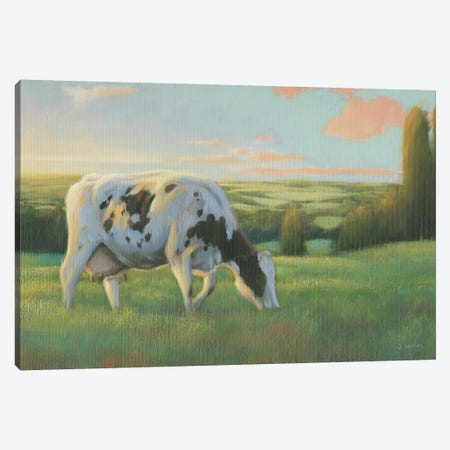 Farm Life I Canvas Print #WAC7233} by James Wiens Canvas Artwork