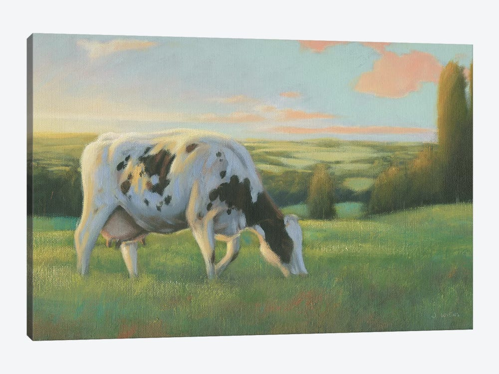 Farm Life I by James Wiens 1-piece Art Print