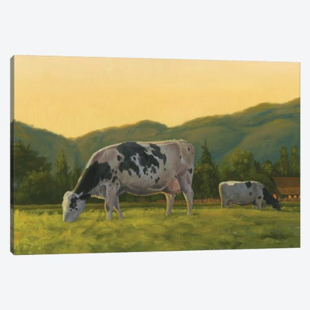 Farm Life III Canvas Print #WAC7235} by James Wiens Canvas Print