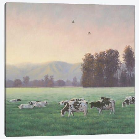 Farm Life V Canvas Print #WAC7237} by James Wiens Art Print