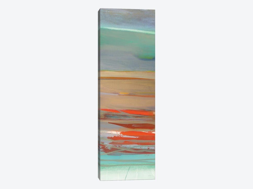 Layers I by Jo Maye 1-piece Canvas Wall Art