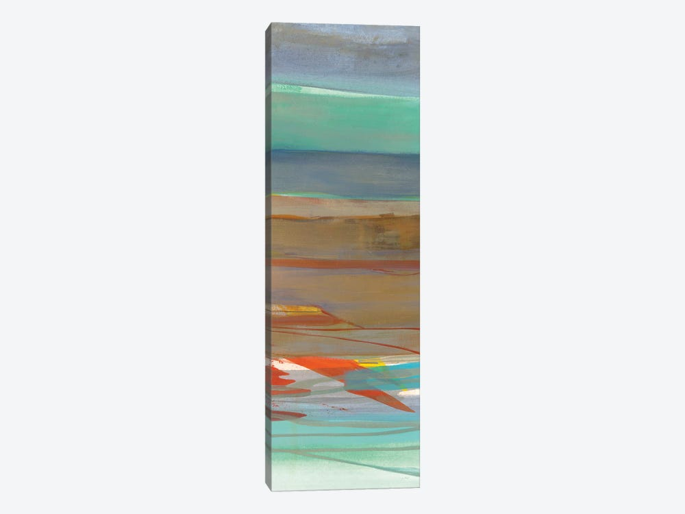 Layers II by Jo Maye 1-piece Art Print