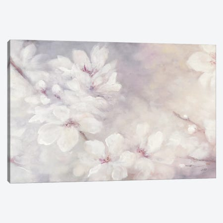Cherry Blossoms Canvas Print #WAC7249} by Julia Purinton Canvas Art Print