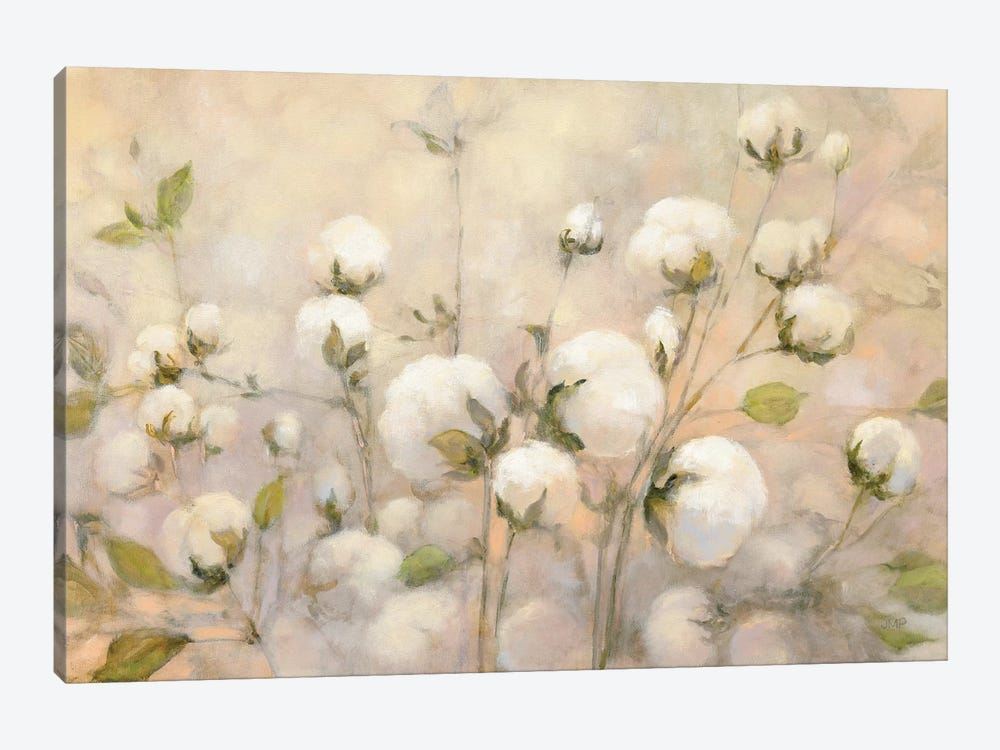 Cotton Field by Julia Purinton 1-piece Art Print