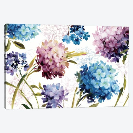 Spring Nectar I Laurie Canvas Print #WAC727} by Lisa Audit Canvas Art