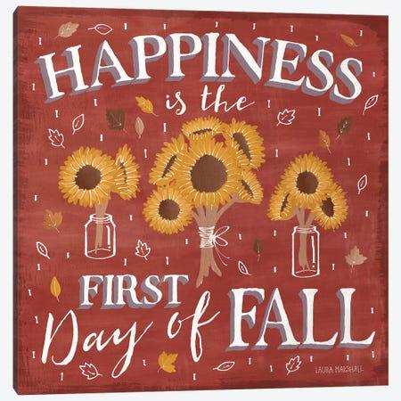 Autumn Enchantment VI Canvas Print #WAC7280} by Laura Marshall Canvas Print