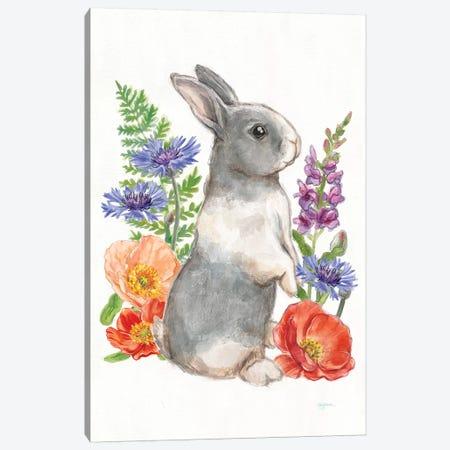 Sunny Bunny IV Canvas Print #WAC7294} by Mary Urban Canvas Art Print