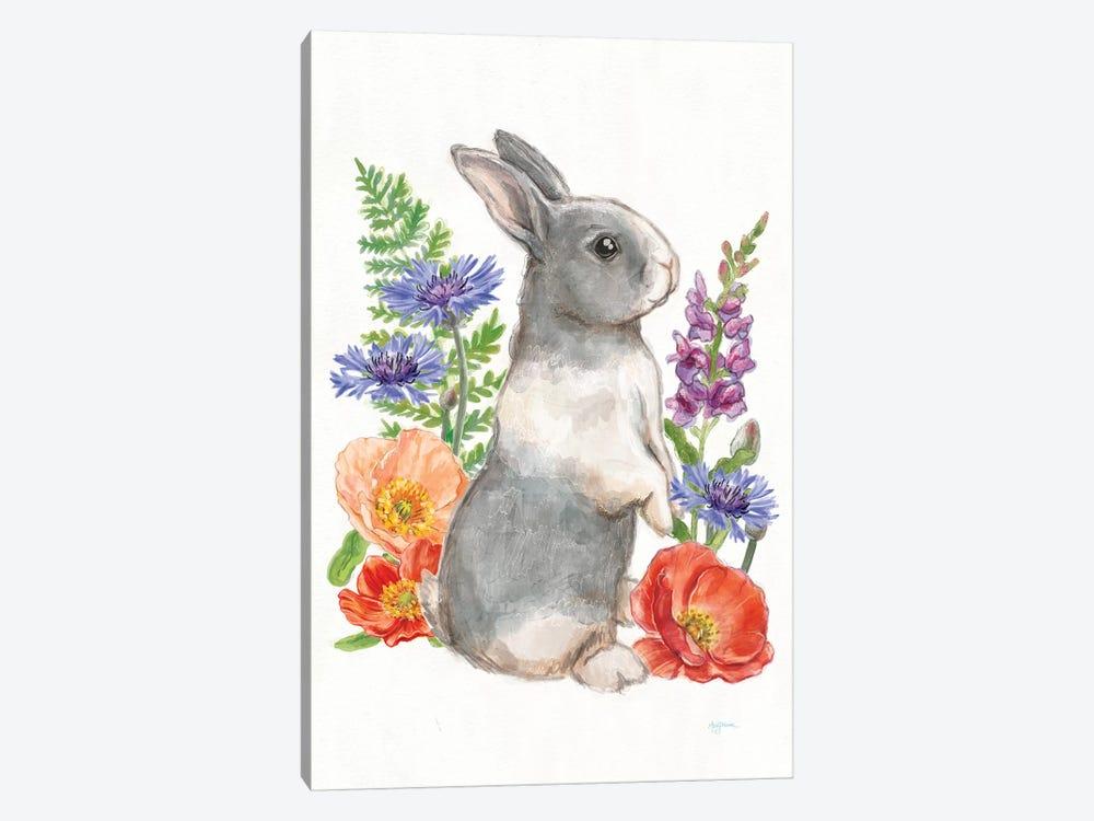 Sunny Bunny IV by Mary Urban 1-piece Canvas Artwork