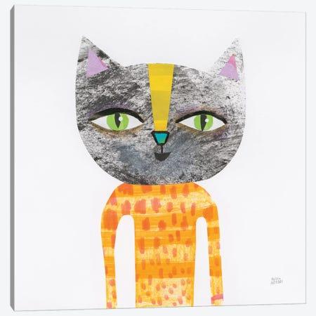 Cool Cats I Canvas Print #WAC7295} by Melissa Averinos Art Print