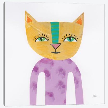 Cool Cats IV Canvas Print #WAC7298} by Melissa Averinos Canvas Art