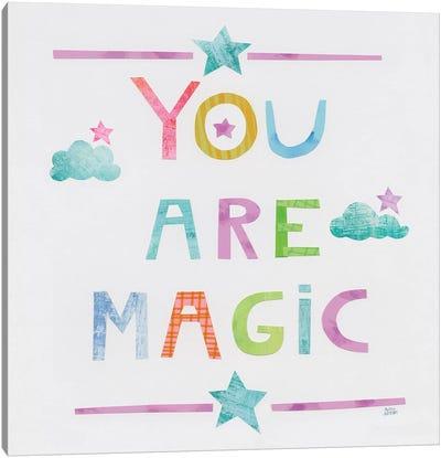 Unicorn Magic V Canvas Art Print
