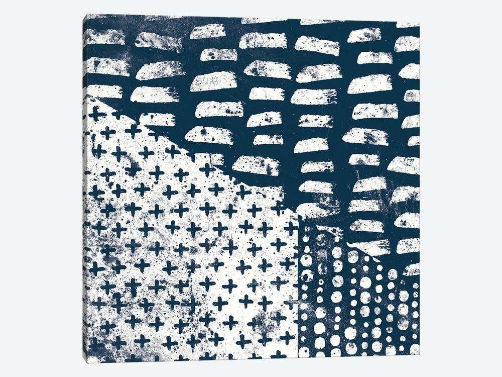 Mark Making Tile II by Moira Hershey 1-piece Art Print
