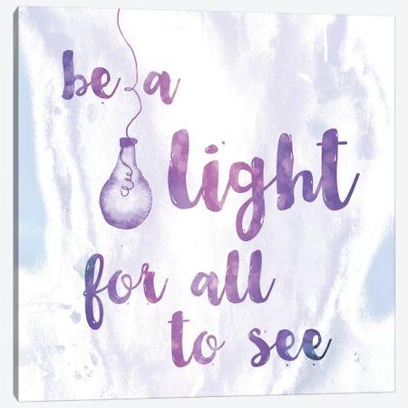 Words Of Faith IV Canvas Print #WAC7326} by Sarah Adams Canvas Print
