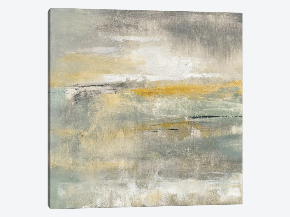February Sky by Silvia Vassileva 1-piece Art Print