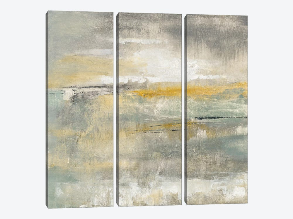 February Sky by Silvia Vassileva 3-piece Art Print