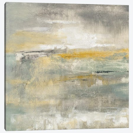 February Sky Canvas Print #WAC7332} by Silvia Vassileva Canvas Art Print