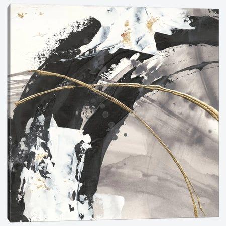 Gilded Arcs II Canvas Print #WAC7362} by Chris Paschke Canvas Artwork
