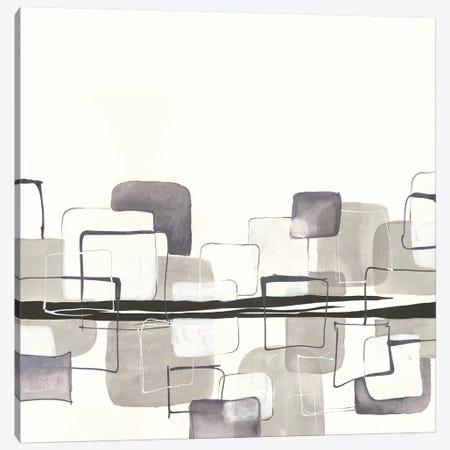 Placid Boxes I Canvas Print #WAC7363} by Chris Paschke Canvas Artwork