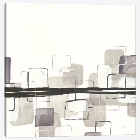 Placid Boxes II Canvas Print #WAC7364} by Chris Paschke Canvas Art Print