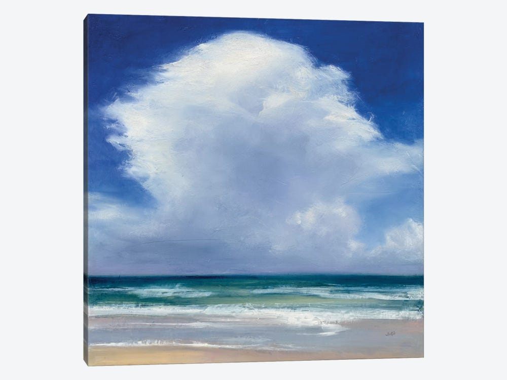 Beach Clouds II by Julia Purinton 1-piece Canvas Print
