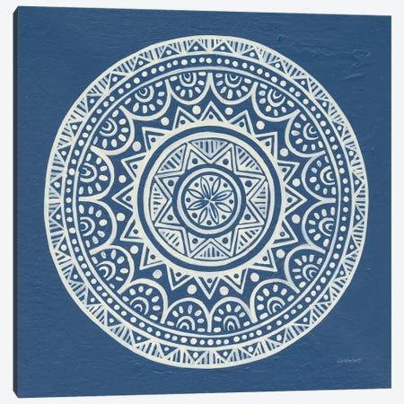 Circle Designs II Canvas Print #WAC7409} by Kathrine Lovell Art Print