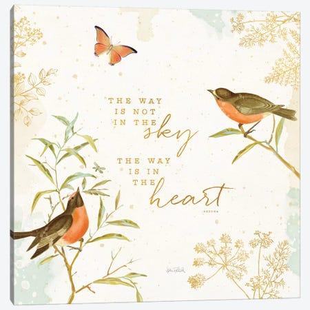 Nature's Wisdom II Canvas Print #WAC7416} by Katie Pertiet Art Print