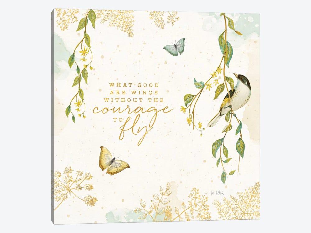 Nature's Wisdom III by Katie Pertiet 1-piece Art Print