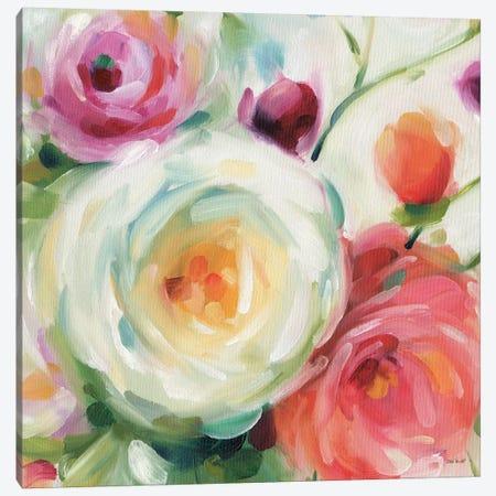 Florabundance II Canvas Print #WAC7425} by Lisa Audit Canvas Wall Art