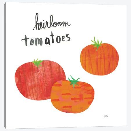 Kitchen Garden II Canvas Print #WAC7438} by Melissa Averinos Canvas Artwork