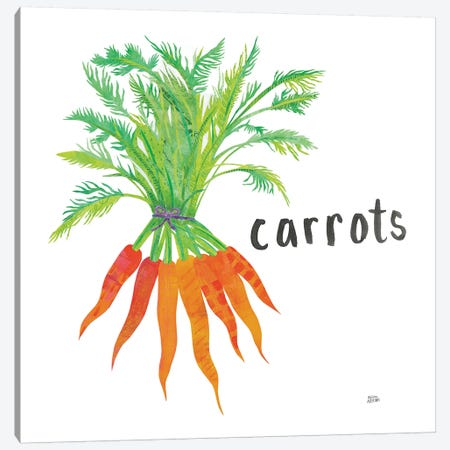 Kitchen Garden IV Canvas Print #WAC7440} by Melissa Averinos Art Print