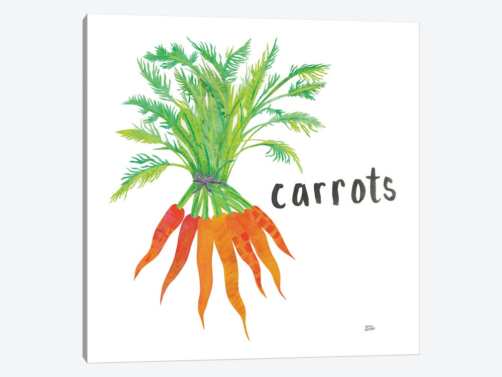 Kitchen Garden IV by Melissa Averinos 1-piece Art Print