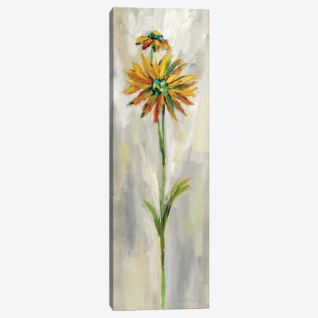 Single Stem Flower III Canvas Print #WAC7454} by Silvia Vassileva Canvas Print