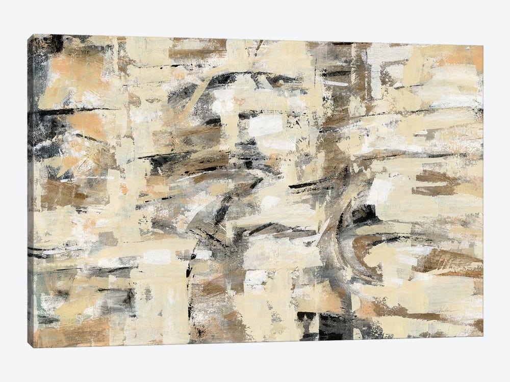 Tone on Tone by Silvia Vassileva 1-piece Canvas Artwork