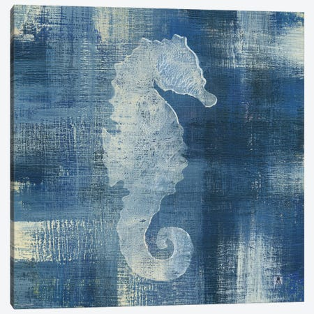 Batik Seas I Canvas Print #WAC7457} by Studio Mousseau Art Print