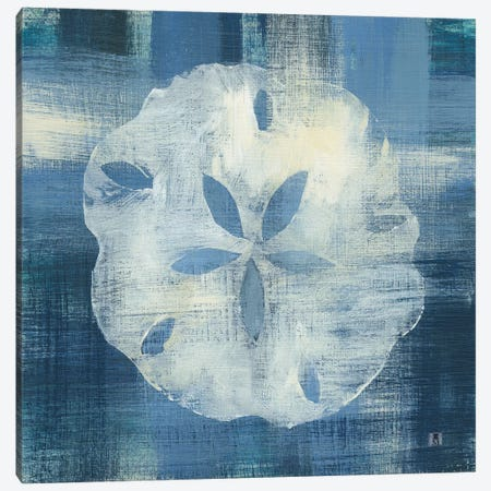 Batik Seas III Canvas Print #WAC7459} by Studio Mousseau Canvas Art