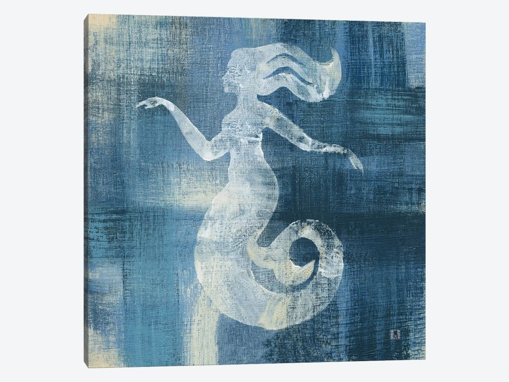 Batik Seas IV by Studio Mousseau 1-piece Art Print